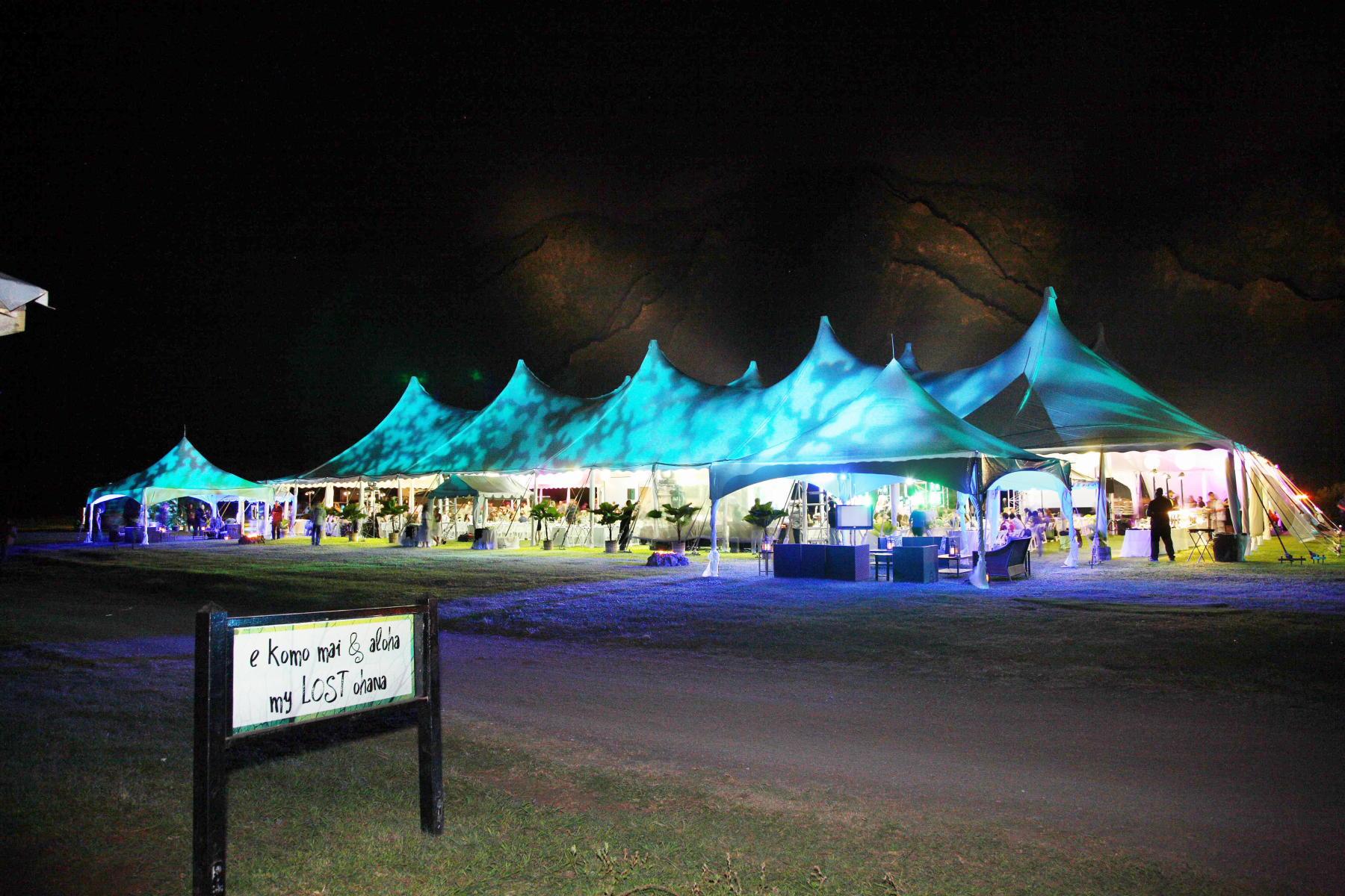 Final Wrap Party for LOST // Kualoa Ranch, South Ka'a'awa Valley