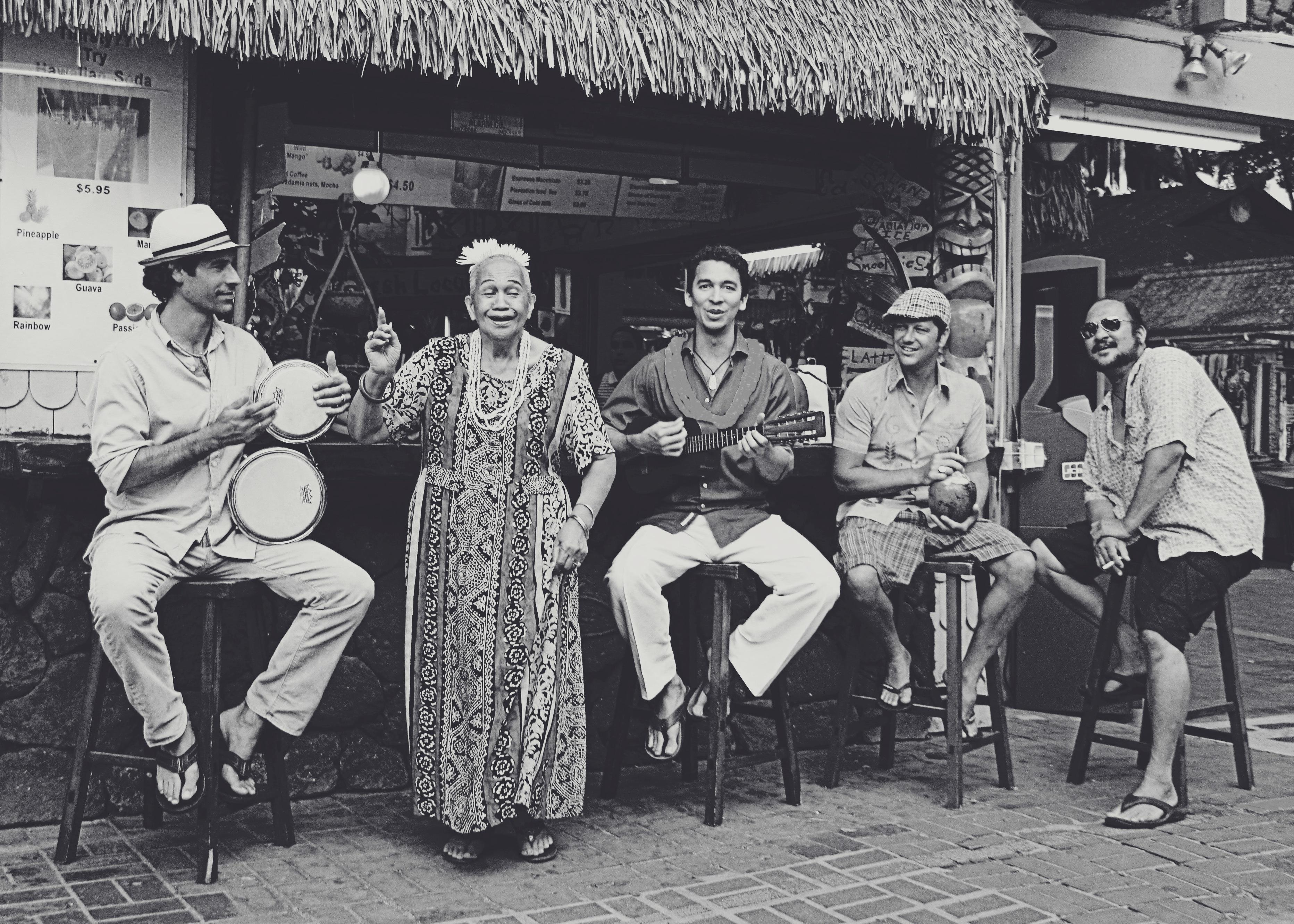 Return To Waikiki – A Luau & Cocktail Show // OG International Marketplace