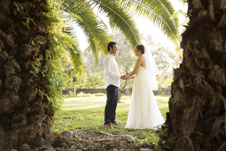 Morgan + Paul (New Zealand) // Oahu Beachfront Estate, Hau'ula
