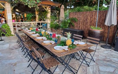 Intimate Dinners (12-24 Guests)
